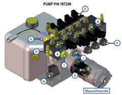 Lippert Pump Assembly 197249