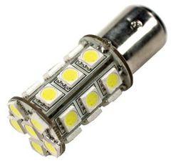 1157 LED Bulb, 24 LED's, 275 Lumens, Bright White, 50509
