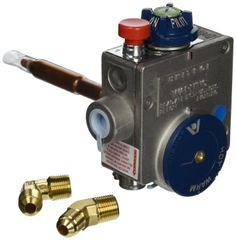 Atwood Water Heater Gas Valve / Thermostat 91602