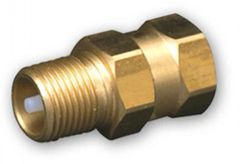 "Brass 1/2"" MPT x 1/2"" FTP Check Valve 20812"