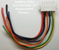 Intellitec Slide Out Controller 00-00525-310 J2 Harness