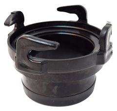 "Valterra Hose Adapter w/ 3"" Swivel Bayonet Fitting, Black, T1024-2"