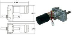Lippert Klauber D-300 Series Slide-Out Motor 138449