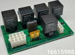 KIB Electronics Slide Room Controller, Triple Slide, 16615988