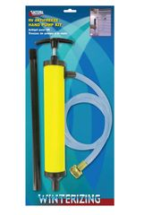 Valterra Hand Pump Kit, Plastic, Carded, P23507VP