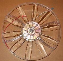 Fan-Tastic Vent Fan Motor Assembly, Pancake Style, 4017-80