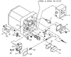 Suburban Water Heater Model SW10PE Tune-Up Kit