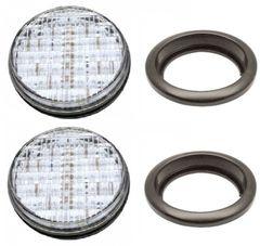 4 Inch 45 LED Backup Light Assembly Kit