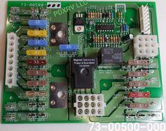 Intellitec Battery Control Center, Gas w/ BIRD, 73-00500-000