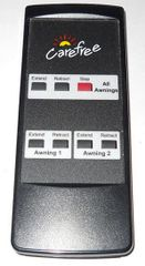 Carefree Apex Awning Remote, Double Awning, Series III, 433 MHZ