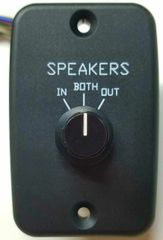 RV 3 Position Speaker Selector Switch AP-SEL-031