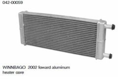 SCS Heater Core Assembly 042-00059