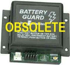 Intellitec Battery Guard Controller 01-00332-000