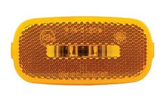 LED Marker Light, Amber 2 Diode, L14-0079A
