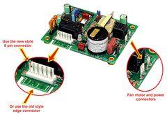 Dinosaur Fan 50 Plus Pins Ignitor Board FAN50PP