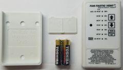 Fan-Tastic Vent Remote Control K417RF-81