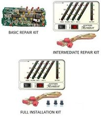 KIB Electronics Monitor Panel Model K28WH Repair / Installation Kits