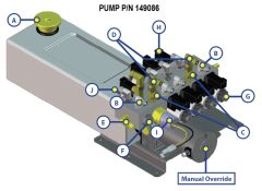 Lippert Pump Assembly 149086