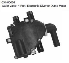 Dash Heater Electric Coolant Valve 034-00036