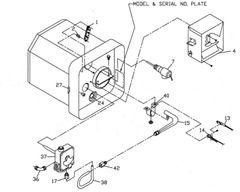 Suburban Water Heater Model SW10PR Tune-Up Kit