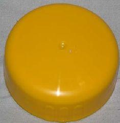 Thetford Cassette C2 and C4 Dump Cap, Yellow, 33160