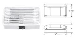 Porch Light 1P-PS100