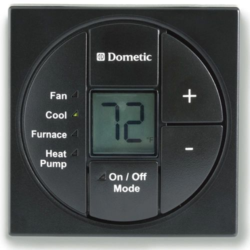 Dometic Single Zone Lcd Thermostat  Cool  Furnace  Heat Pump