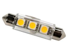 211 LED Bulb, 3 LED's, 35 Lumens, Soft White, 50664