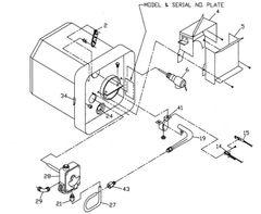 Suburban Water Heater Model SW6PR Tune-Up Kit