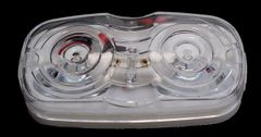 Airstream Clear Lens Jack Light Assembly