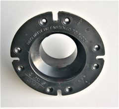 Sealand Toilet 3 Inch Floor Flange, Male Pipe Thread, 385345889