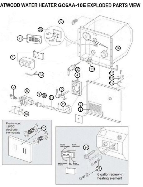 rs=w:600,h:600  Gallon Electric Water Heater Wiring Diagram on