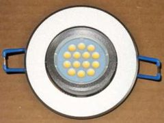 4 Inch 14 LED Overhead Light BHFX-CR