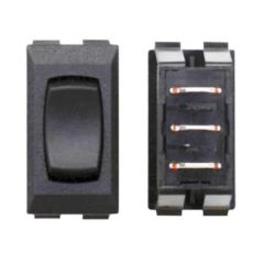 Generator Start / Stop Switch, Black
