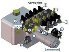 Lippert Pump Assembly 196895