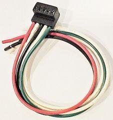 Lippert Slide Room Extend / Retract Switch Harness 119130