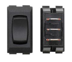 Lippert Black Slide Room Switch Only