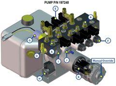 Lippert Pump Assembly 197248