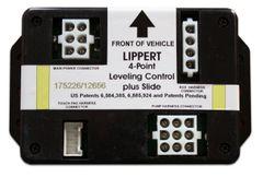 Lippert 4 Point Leveling Control Plus Slide Module 175226/12656