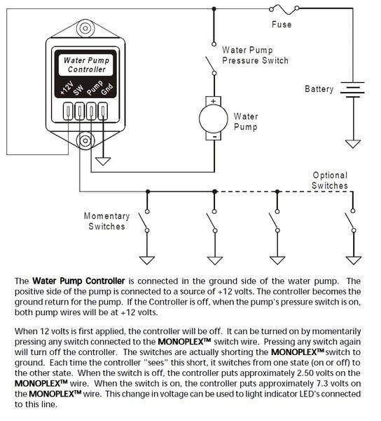 Fabulous Intellitec Water Pump Controller 10 Amp Latching 00 00145 100 Wiring Digital Resources Zidurslowmaporg