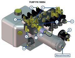 Lippert Pump Assembly 196894