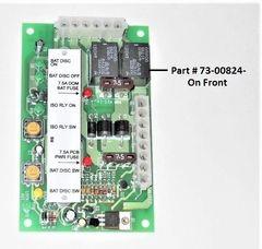 Intellitec Battery Control Center 74-00824-000