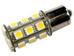 1156 LED Bulb, 24 LED's, 275 Lumens, Bright White, 50387