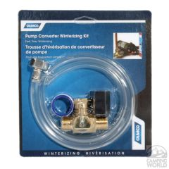 Camco Water Pump Converter Winterizing Kit 36543