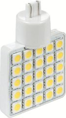 921 LED Bulb, 25 LED's, 250 Lumens, Natural White, 25008V