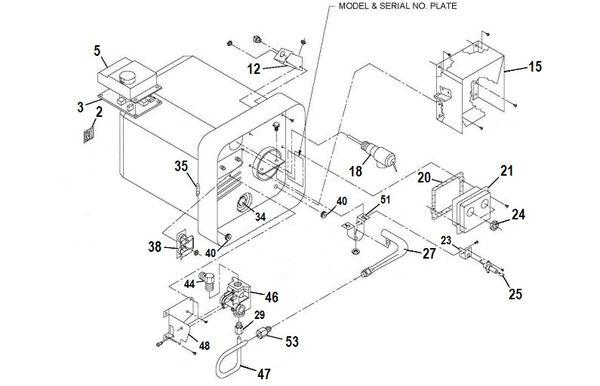 suburban water heater model sw16d parts