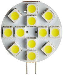 G4 Base 12 LED Bulb, L Pin, 150 Lumens, Natural White, 15002V
