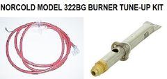 Norcold Refrigerator Model 322BG Burner Tune-Up Kit