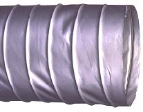 "4"" x 25' Premium Flexible Heat Duct"