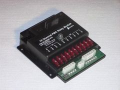 Intellitec 10 Channel PMC Relay Module, Non Latching, 00-00838-410